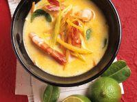 Coconut Shrimp Soup recipe