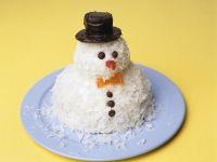 Coconut Snowman recipe