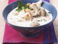 Coconut Soup with Chicken recipe