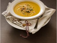 Coconut Sweet Potato Soup recipe