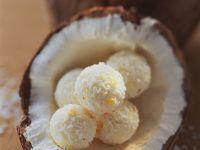 Coconut Truffle Balls recipe