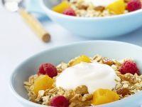 Coconut Yogurt Berry Breakfast Bowl recipe