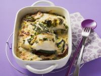Cod and Veg Gratin recipe