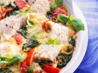 Cod and Vegetable Gratin recipe