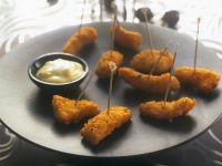 Cod Bites with Dip recipe