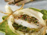 Cod En Papillote recipe