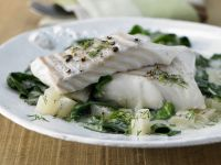 Cod Fillets recipe