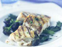Cod with Broccoli recipe