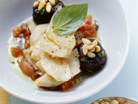 Cod with Dried Fruit recipe
