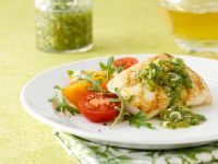 Cod with Salsa recipe