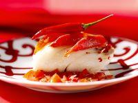 Cod with Spicy Tomato Confit recipe