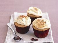 Coffee and Cream Cucpakes recipe