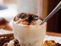 Coffee Granita with Almond Milk recipe