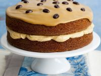 Coffee Layer Cake recipe