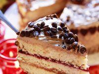 Coffee Layer Cake recipe