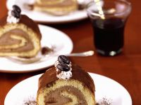 Coffee Sponge Roll recipe