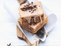 Coffee Walnut Squares recipe