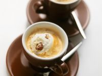 Coffee with Ice Cream and Coffee with Liqueur recipe