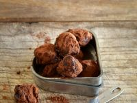 Cointreau Chocolate Truffles recipe