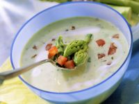 Cold Asparagus Soup recipe