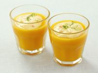 Cold Carrot-Ginger Soup recipe