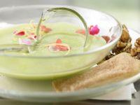 Cold Green Apple Soup recipe