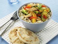 Colorful Asian Stir-fry recipe