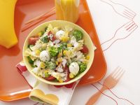 Colorful Pasta Salad recipe