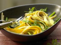 Colorful Vegetable Pasta