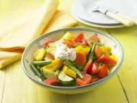 Colorful Vegetables recipe
