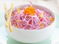 Coloured Noodle Bowl recipe