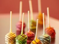 Colourful Cake Pops recipe