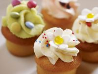 Colourful Cupcakes recipe