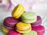 Colourful Petit Fours recipe