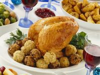 Complete Turkey Dinner recipe