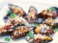 Cooked Mussels recipe