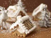 Cookie Houses recipe