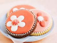 Cookies with Colored Icing recipe