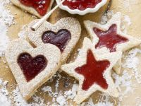 Cookies with Raspberry Jam recipe