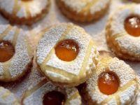 Cookies with Rosehip Jam recipe