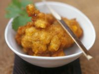 Corn and Chilli Fritters recipe