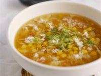 Corn and Crab Soup recipe