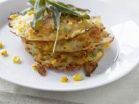 Bacon and Scallion Corn Saute recipe | Eat Smarter USA