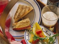 Classic Reuben Toasted Sandwich recipe