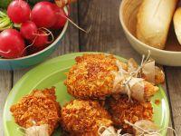 Cornflake-Crusted Chicken Drumsticks recipe