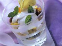 Cornflakes with Kefir recipe
