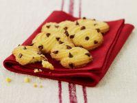 Cornmeal and Choc Biscuits recipe