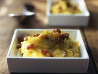 Cornmeal Dish with Pork recipe