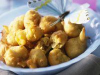Cornmeal Fritters recipe