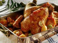 Corsican Chicken recipe